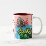 ¡Zombi fresco! Taza de café (1)
