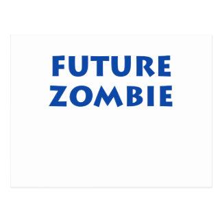 Zombi futuro postal