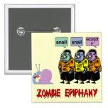 Zombi Halloween Pins