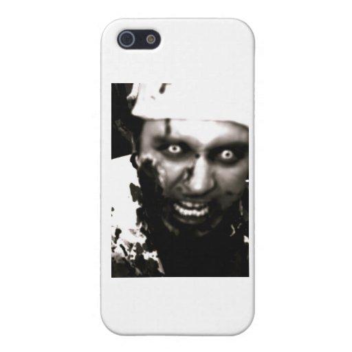 Zombi iPhone 5 Carcasas