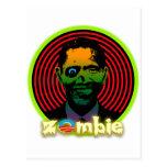 Zombi Obama 2012 Postal