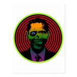 Zombi Obama Postales