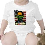 Zombi Obama Trajes De Bebé