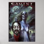 Zombi oficial de Tom Savini Posters