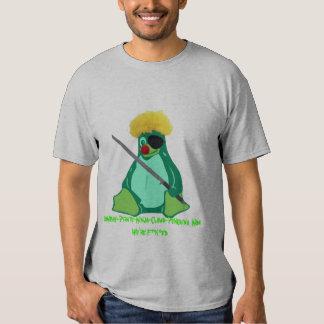 Zombi-Pirata-Ninja-Payaso-Pingüino, Zombi-Pirat… Poleras