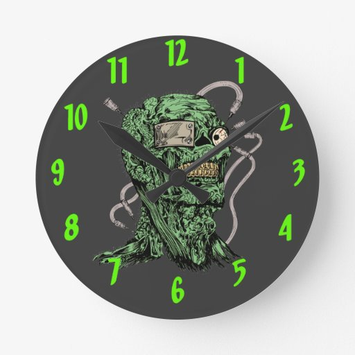 Zombi psico relojes