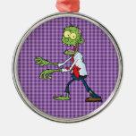 zombi que camina ornamentos de reyes magos