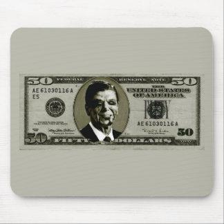 Zombi Reagan Alfombrilla De Ratón