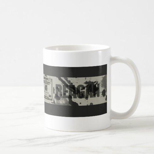 Zombi Reagan Tazas De Café