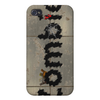 Zombi real iPhone 4 carcasa