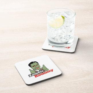 Zombi Romney Posavasos De Bebidas