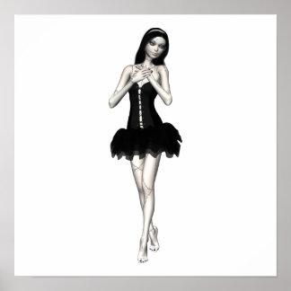 Zombi Suzy 1 - muñeca de Halloween Posters