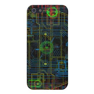 Zombi-Tecnología un IPhone 4 iPhone 5 Carcasa