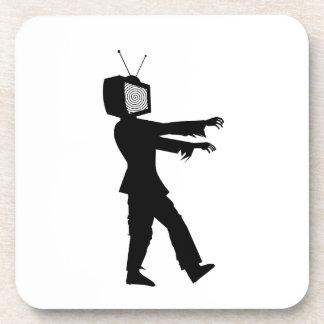 Zombi TV Posavasos De Bebidas