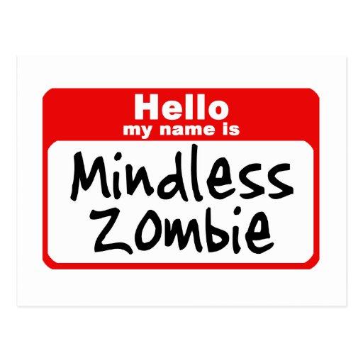 zombie2 postales