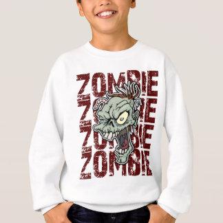Zombie 001 sweatshirt