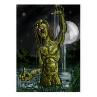 zombie-1 tarjetas postales