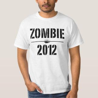 Zombie 2012 t-shirt