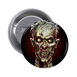 Zombie!! 2 Inch Round Button