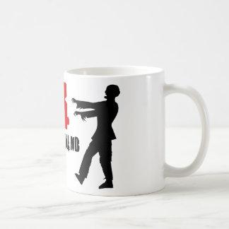 Zombie 404 coffee mugs
