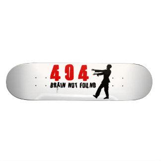 Zombie 404 skateboard