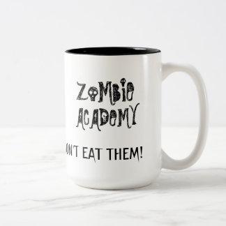 Zombie Academy Brains Mug