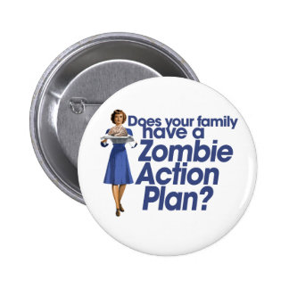 Zombie Action Plan Button