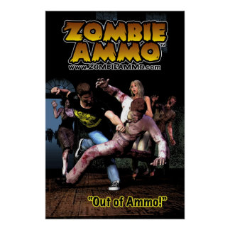 Ammo Posters | Zazzle