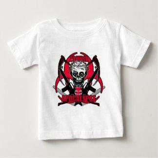 Zombie Apocalypse 14 Baby T-Shirt