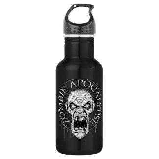 Zombie Apocalypse 18oz Water Bottle