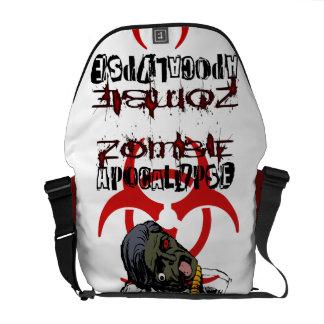 Zombie Apocalypse Bag Messenger Bags