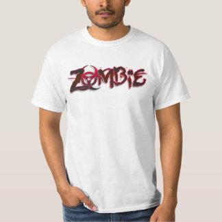 Zombie Apocalypse Biohazard Cheap Halloween Shirt