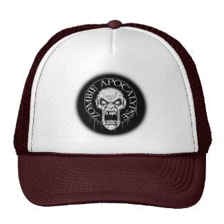 Zombie Apocalypse Caps Hat