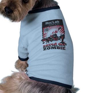 Zombie Apocalypse Pet Tshirt