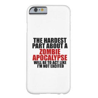Zombie Apocalypse iPhone 6 Case