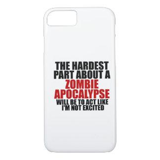 Zombie Apocalypse iPhone 8/7 Case