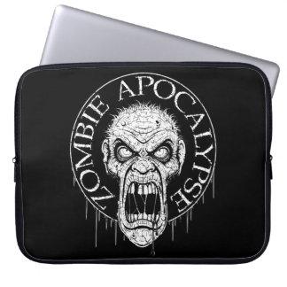 Zombie Apocalypse Laptop Sleeves