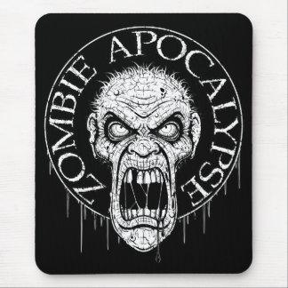 Zombie Apocalypse Mousepads