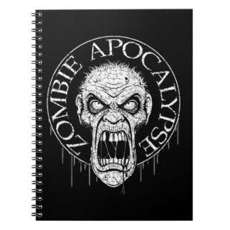 Zombie Apocalypse Note Books