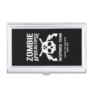 Zombie Apocalypse Business Card Holder