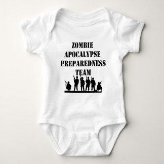 Zombie Apocalypse Preparedness Team Infant Creeper