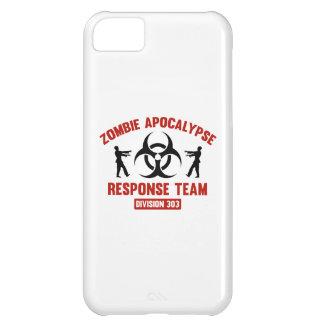 Zombie Apocalypse Response Team iPhone 5C Cover