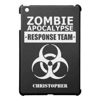 Zombie Apocalypse Response Team iPad Mini Case