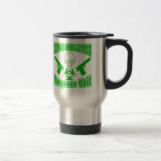 Zombie Apocalypse Response Unit Travel Mug