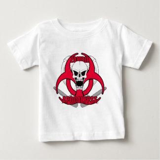 Zombie Apocalypse rw Baby T-Shirt