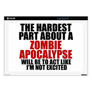Zombie Apocalypse Laptop Skins