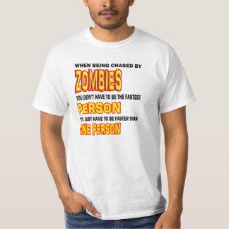 Zombie Apocalypse. Tee Shirt
