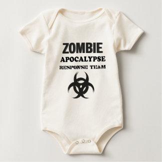Zombie Apocolypse Response Team Baby Bodysuits