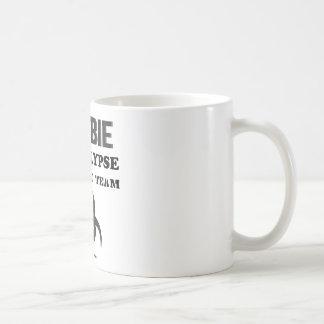 Zombie Apocolypse Response Team Coffee Mug
