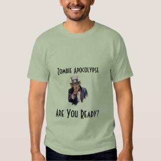 Zombie Apocolypse T shirt